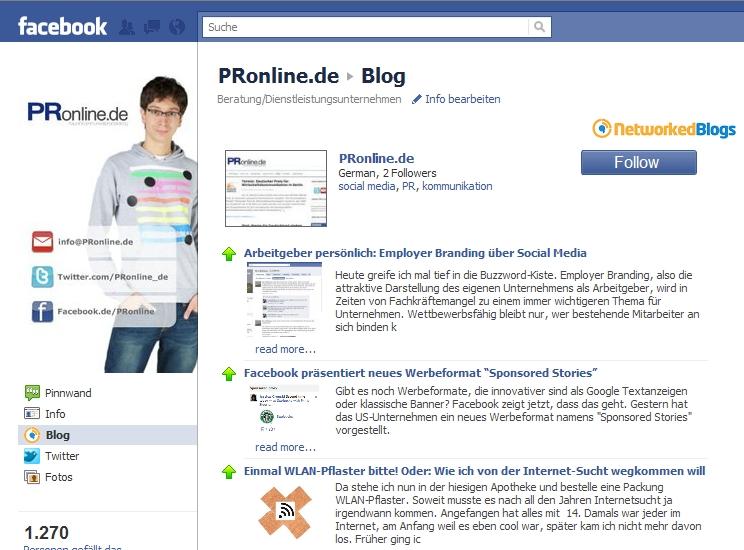 änderungen Bei Facebook