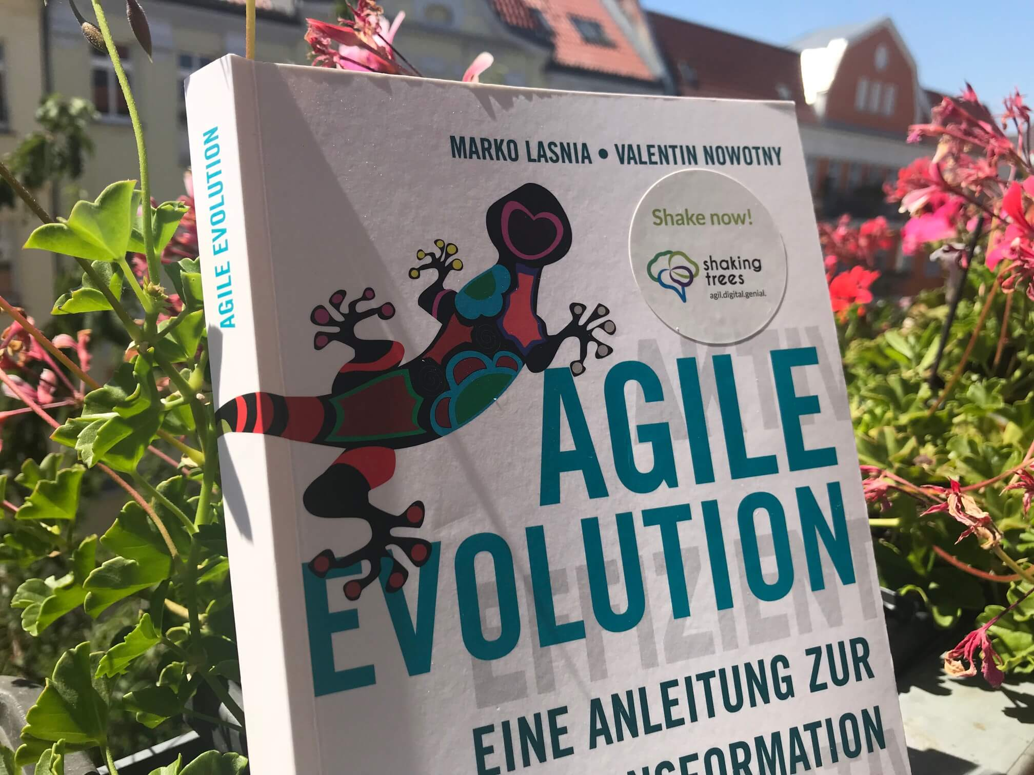 Agiles Unternehmen – Was Ist Das Eigentlich? (Buchtipp)